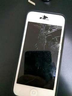 Repair LCD IPHONE