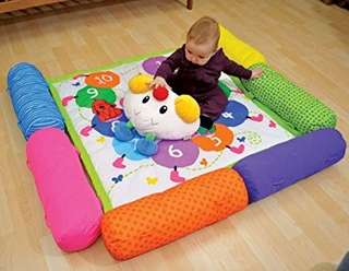 K's Kids Big and Big (Cushions and Playmat)