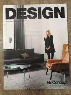 Furniture magazine boconcept