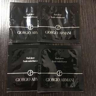 4包 Armani Fluid Sheer