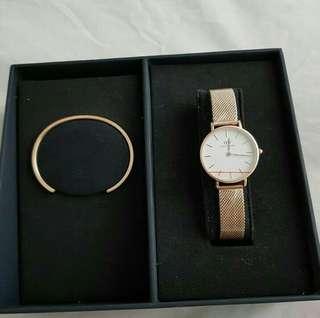 paket DW melrose white +cuff ORIGINAL