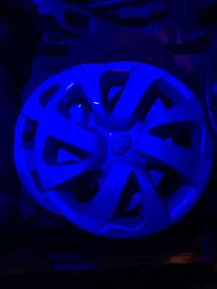 Toyota Tyre Rim cover (14'') 1pair only