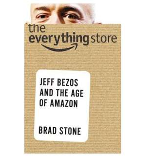 Ebook- The Everything Store: Jeff Bezos and the Age of Amazon