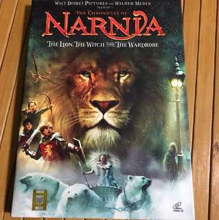 VCD The Chronicles of Narnia