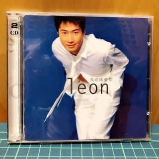黎明 Leon Lai CD 我這樣愛你 2CD