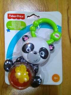 PROMOSI HARGA BORONG!!! 10 pcs utk RM65 siap Pos - Fisher Price Panda Rollerball Toy