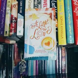 A Latte Like Love by beeyotch and forgottenglimmer POP FICTION BOOK