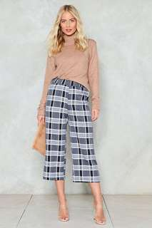 Cropped Pants | Size 6