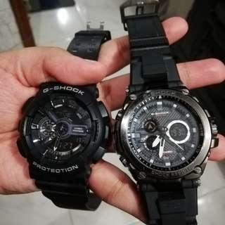 G-Shock Watch Bundle of 2 👍