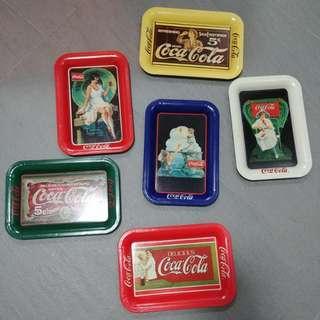 Coca-Cola Brand Tray