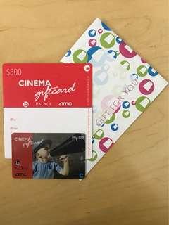 AMC Palace Broadway 百老匯 戲院 $300 禮券Cinema Giftcard $300