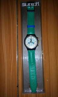 Swatch chronos(new old stock)