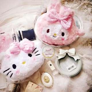 [PO] Hello Kitty / My Melody Cosmetics Pouch