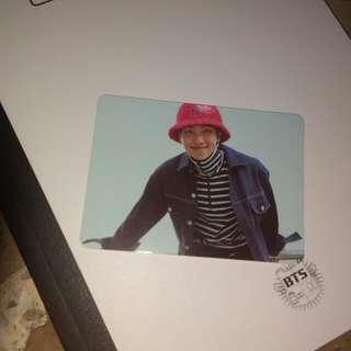 BTS Season's Greetings RM Photocard