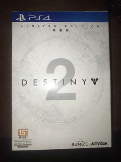 Destiny 2 PS4 Collector's Edition