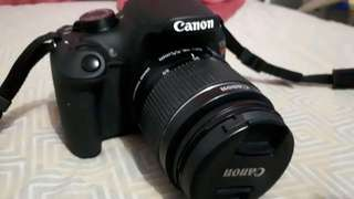 Canon Rebel t5 1200D