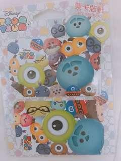 Tsum tsum ezlink stickers