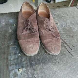 Sepatu wood ORI