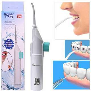 Power Floss Dental Water Jet - As Seen On TV - NEW in box