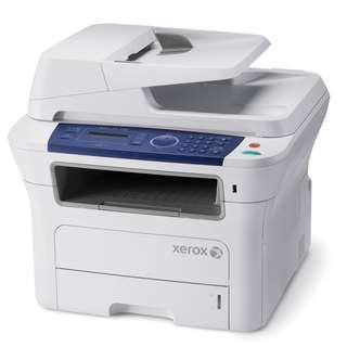 FujiXerox WorkCentre 3210 Printer Copier Fax MFP Auto-Feeder *USED*