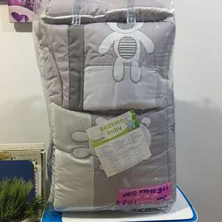 Bedtime Baby Crib Comforter Set