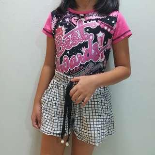[🍕] Morgirl Pink Top