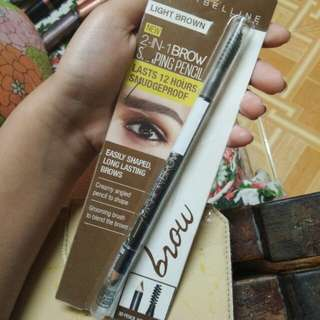 Maybelline eyebrow pencil