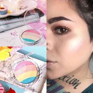 Essence rainbow highlighter
