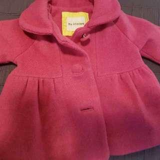 Baby girl pink kidstore jacket