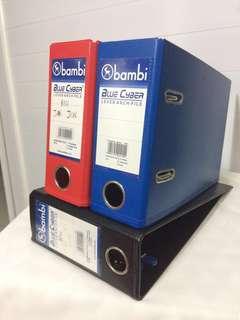 File holder ordner bantex, merk BAMBI