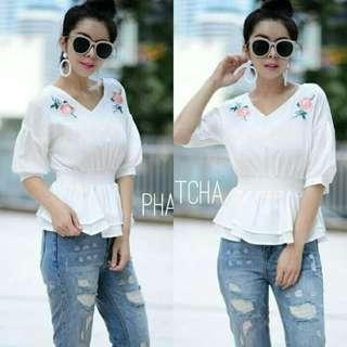 2flower White SM