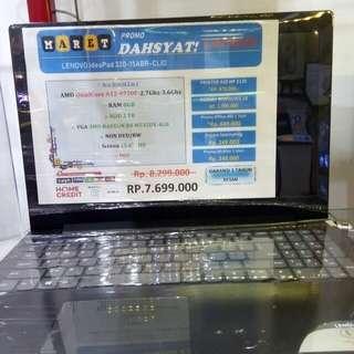 Kredit lenovo ideapad 320-15ABR-CLID