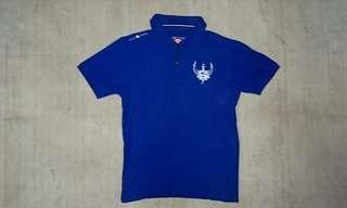 Baju Polo shirt superman