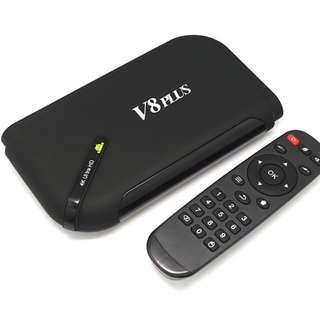 Android TV Box Mini PC V8 PLUS 播放器 電視盒 S812 2G/8G KODI Wifi - S06130