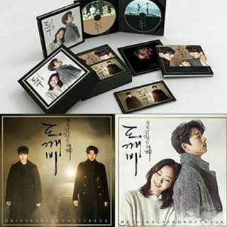 全新韓版鬼怪OST(兩盒)
