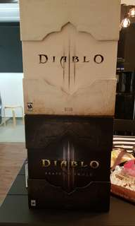 Diablo 3 Collector's Edition without game