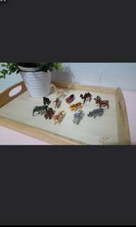 [FreeMail] Battat Terra Wild Animals (12 small pcs) $7