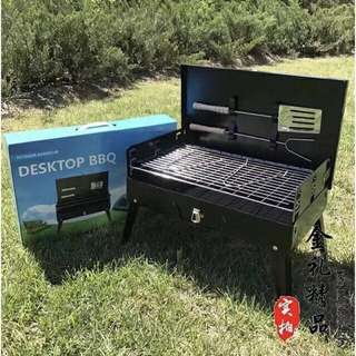 Portable Bbq outside griller with cover