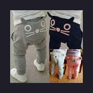 Cute Baby Harem Pants
