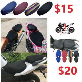 Cover Super cooling bike seat cushion Motorcycle Air Cooling / Heat Cool Seat Cover