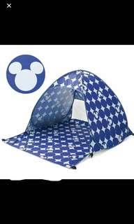 沙灘帳蓬 帳幕 米奇 beach tent outdoor camping