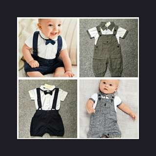 Newborn Gentlemen Clothes