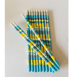 Pooh Cuties 2B Pencils - 1 Doz