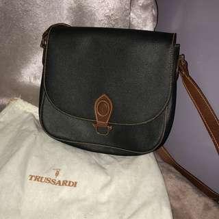 Vintage Trussardi Crossbody Bag