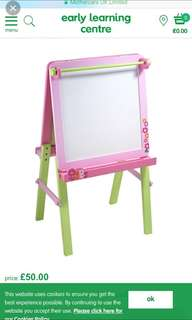 PL ELC Easel Stand for Chalk Board & White Board