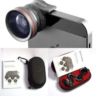 BNEW Lifetrons Pro Travel Premium Photo Lens System (Clip-On)