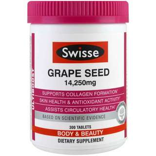 Swisse Grapeseed