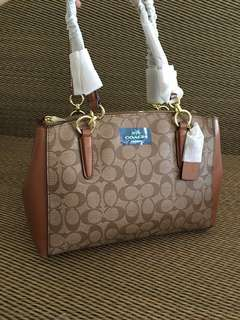AUTHENTIC COACH CHRISTIE F58290