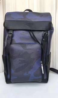 Original coach men backpack sling bag laptop backpack
