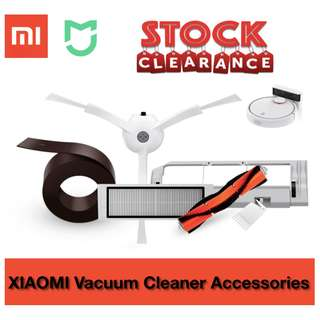 Brand new Xiaomi MiJia Robot Vacuum Cleaner Accessories/Virtual Wall/Side Brush